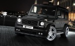 Mercedes Benz G-Glass By Prior Design